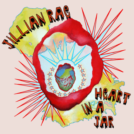 Jillian Rae - Heart in a Jar