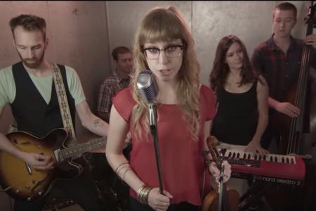 Jillian Rae Heartbeat video